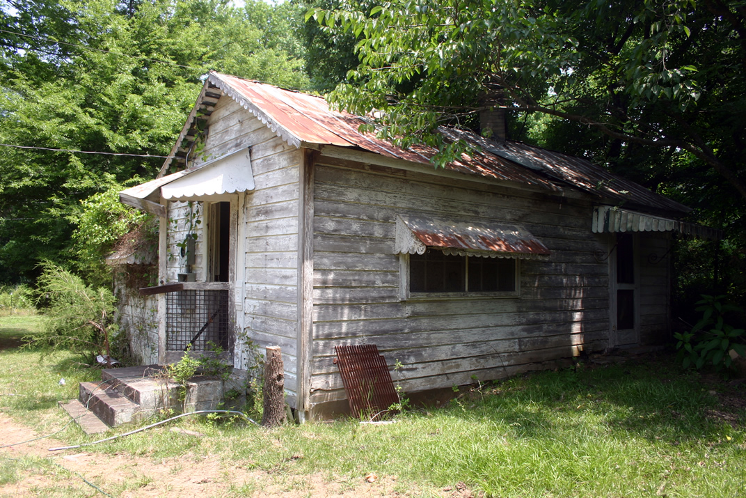 1-Abandoned House