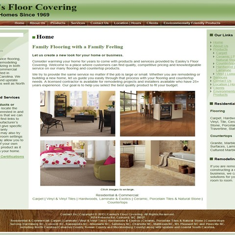 Easley's Floor Covering