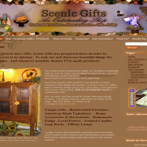Scenic Gifts