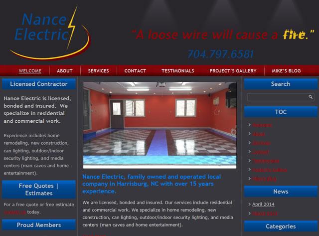 Nance Electric, LLC